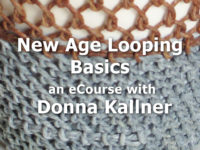 New Age Looping Basics online class with Donna Kallner.