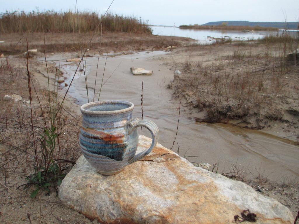 Tea at The Ridges on Washington Island.