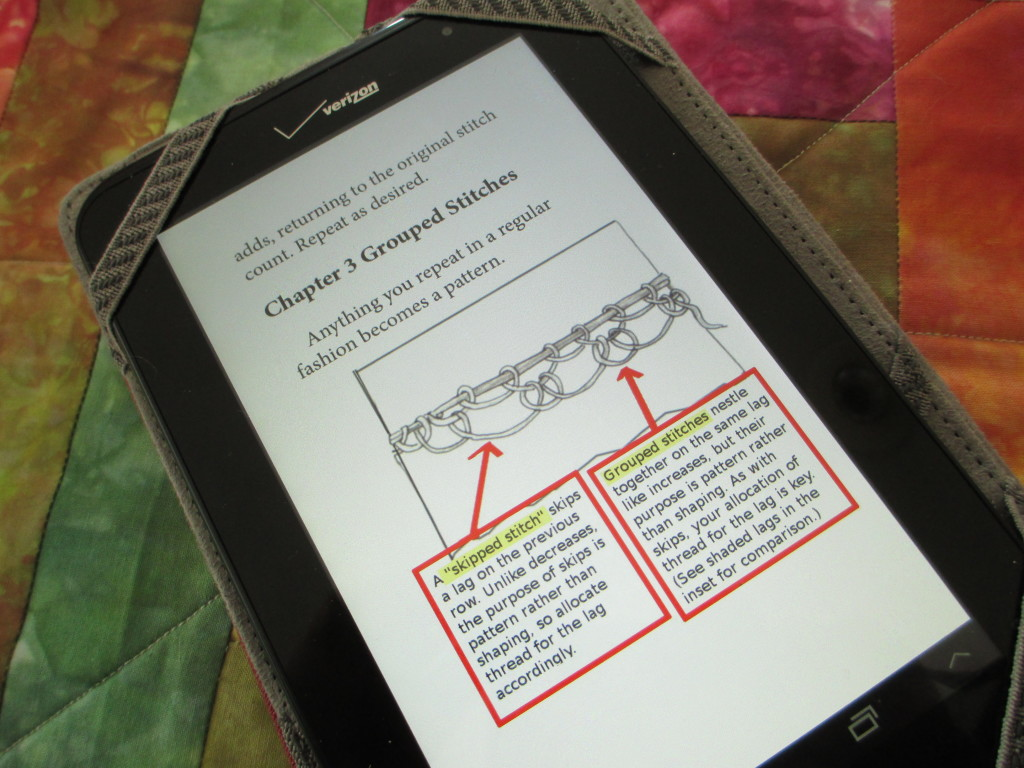 Getting illustrations to work across e-reader platforms -- sucess at last.
