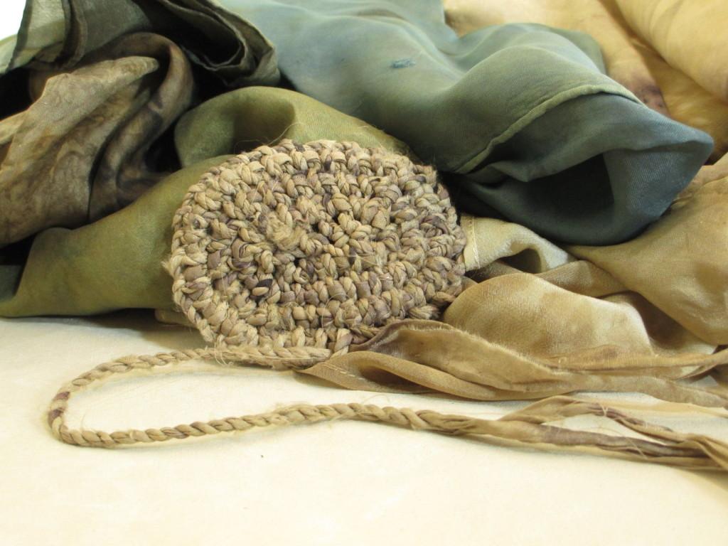 Base for new bag by Donna Kallner.