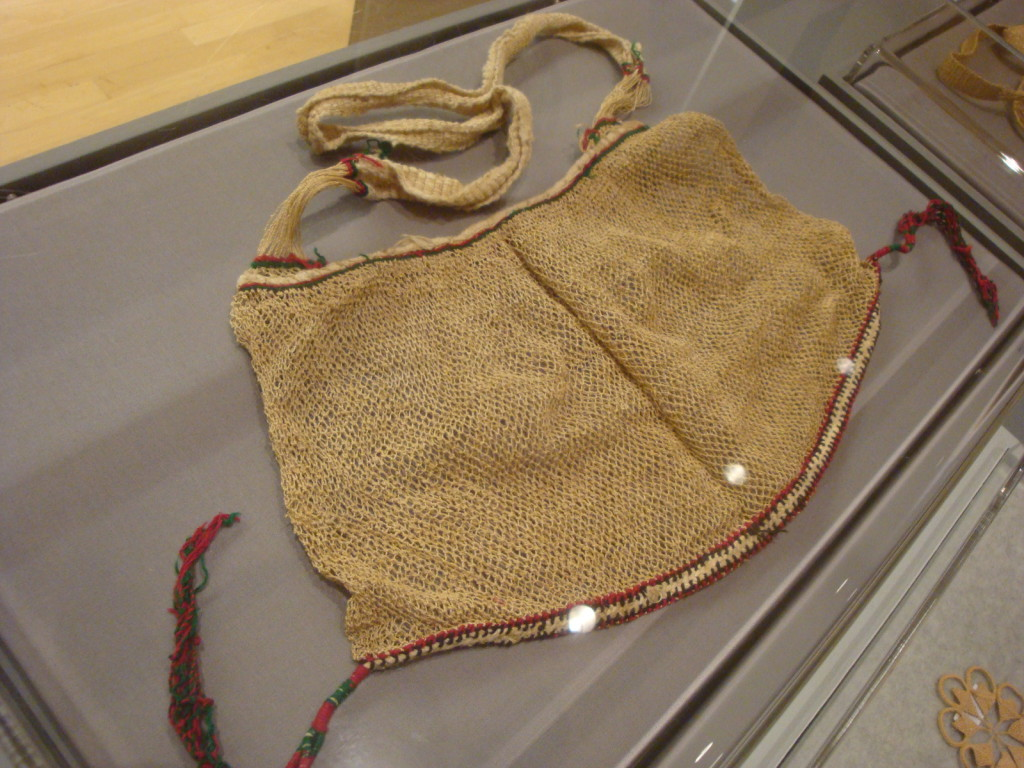 Akha bag from the collection of the Spurlock Museum.